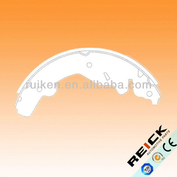 Asia vechles ESA8039 korea KIA brake shoes