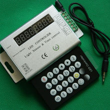Germany address DC12-24V12A led time controller programmable