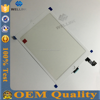OEM White Digitizer Touch Screen LCD Display Assembly for ipad air 2 lcd touch screen