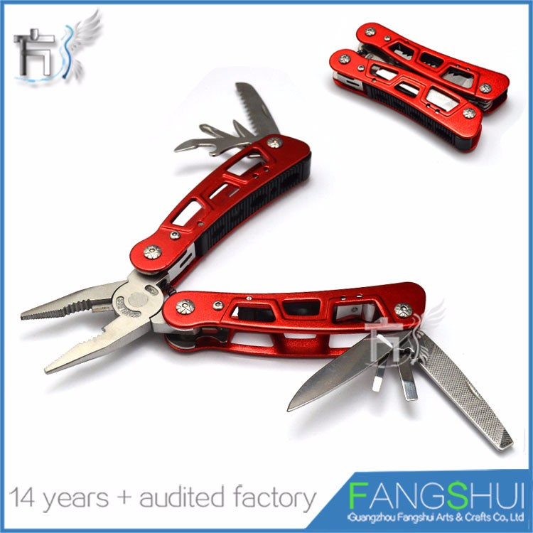 Stainless steel multi functional tool combination plier