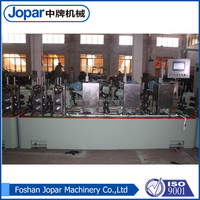 large diameter hdpe pipe corrugated roll forming machine