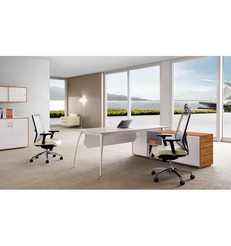 Fashion Design Melamine White Home fice Desk Buy Home