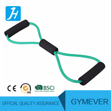 Fitness Yoga Resistance Belt 8 Shape Chest Expander Developer Muscle Yoga Pull Rope Sport Rubber Bands