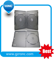Ronc factory wholesale 14mm PP dvd case