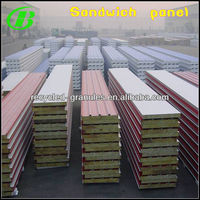 Sandwich roof wall sheet