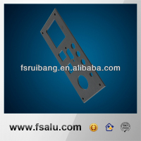 OEM Metal and aluminum stamping parts in high precision