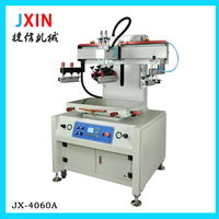 2016 used semi automatic tee shirt screen printing machine