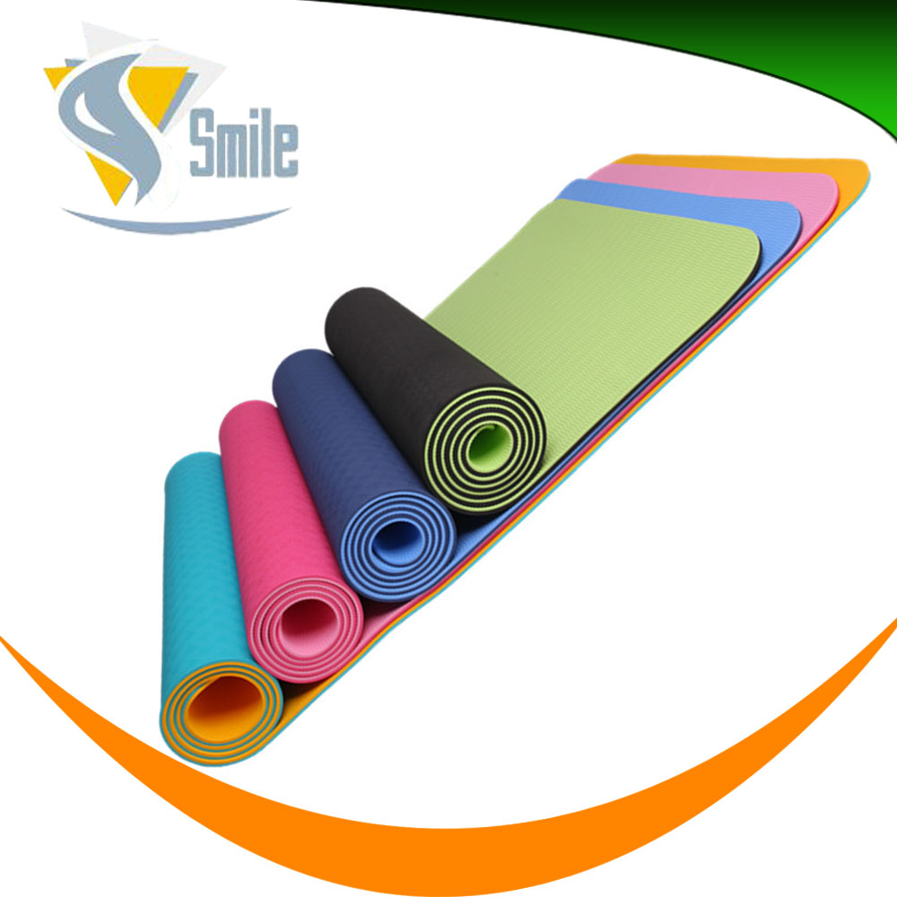 STABILE 2017 Hot sales anti-slip print nbr Mat for Yoga Promotion