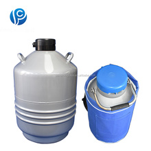 Liquid nitrogen container transport crates for live poultry vacuum cryo therapy