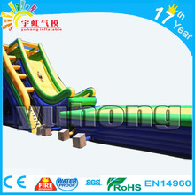 inflatable playground equipment big water park slides for sale
