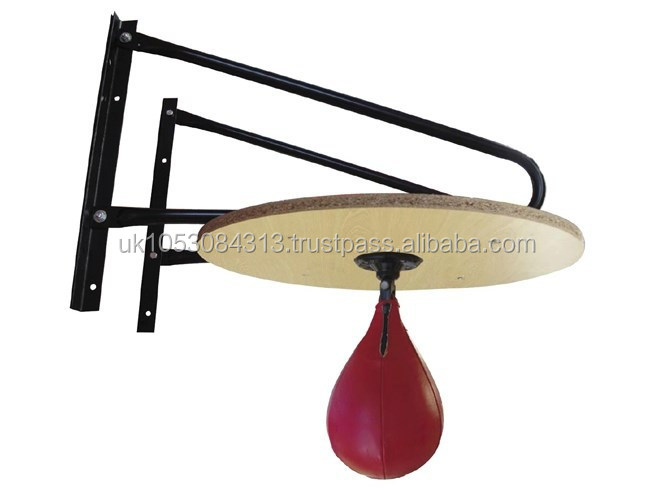 Speed Bags and Speed Bag Iron Platforms