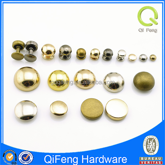 All kinds of studs/all size of rivets/mushroom/knob/button