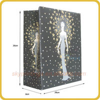 LED lighting paper bags
