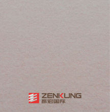 100% Polyester Brushed Single Jersey Elastic Fabric