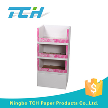 Three Tier Paper Display,Stackable Racks