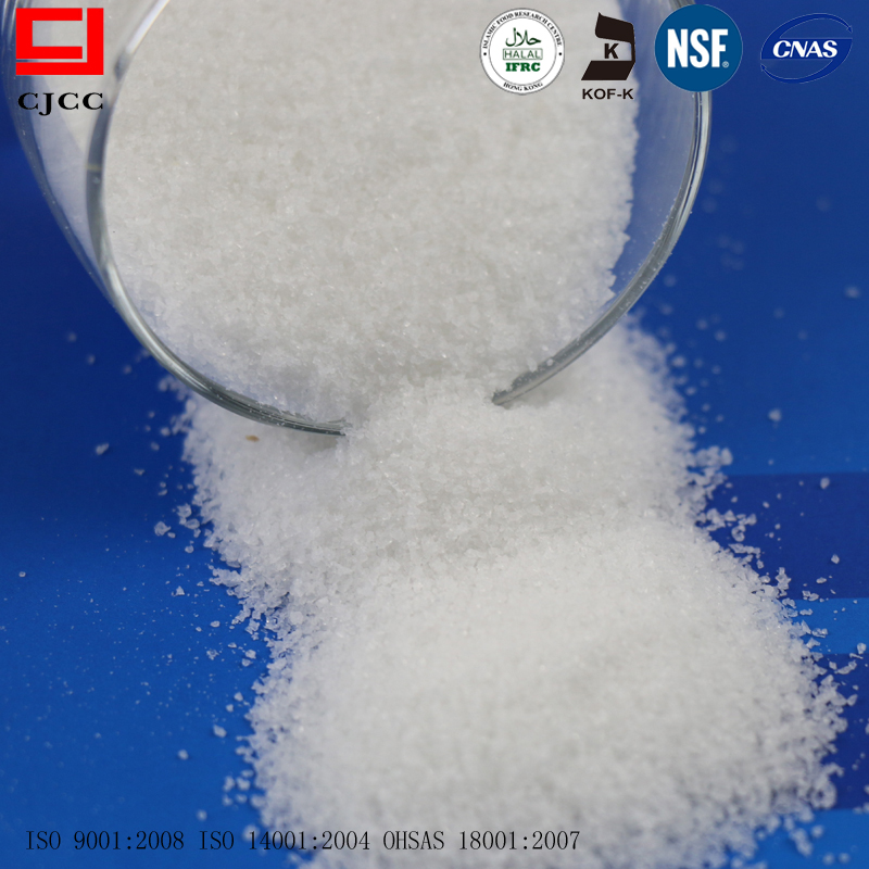 Industrial Water Treatment And Paper Making Industry Thickening Agent Cationic Polyacrylamide C6160