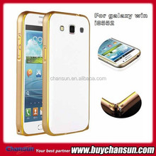 Aluminum metal bumper case for Samsung Galaxy win i8552