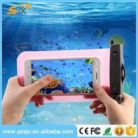 Mobile Phone PVC Waterproof Bag for iPhone, for iPhone Waterproof Case