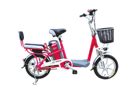 factory direct classical 48v lithium battery electric motor bicycle
