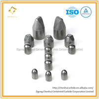 Buttons and Milling Tungsten Carbide Cutter