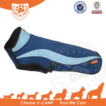 My Pet Softshell High Visibility Outdoor water proof dog Coat
