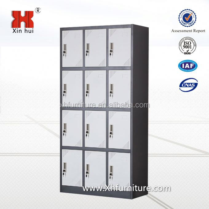 Multi functional Useful 4x3 Metal-made Steel Wardrobe Lockers