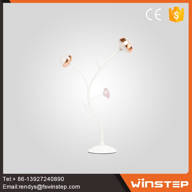 New design flower 24V European light up coffee table with CE