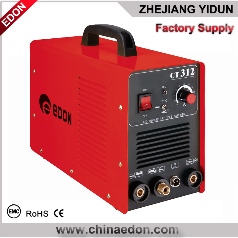 3 In1 Multi-Function Inverter Digital DC TIG/MMA/CUT Welder Welding Machine CT-312/416