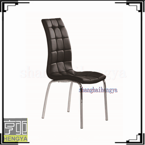 Cheap modern cowhide dining chairs