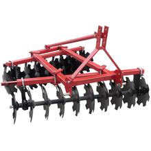 Hot sale Tractor mounted compact small disc harrow price