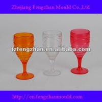 plastic wineglass mold