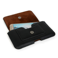 Factory universal smart phone wallet style leather case fit for samsung note3/note4 ,for iphone 6/6plus