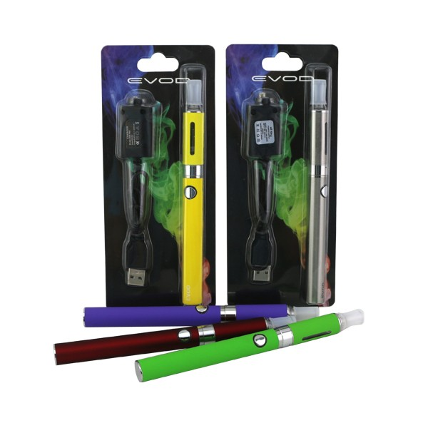 Factoty Price EVOD MT3 1100MAH Kit Electronic Cigarette Hot Selling