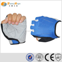 Sunnyhope China new design half finger safety gloves,riding gloves horse