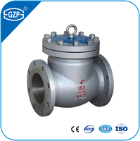 Cast Carbon Steel One Way No Return Water Check Valve