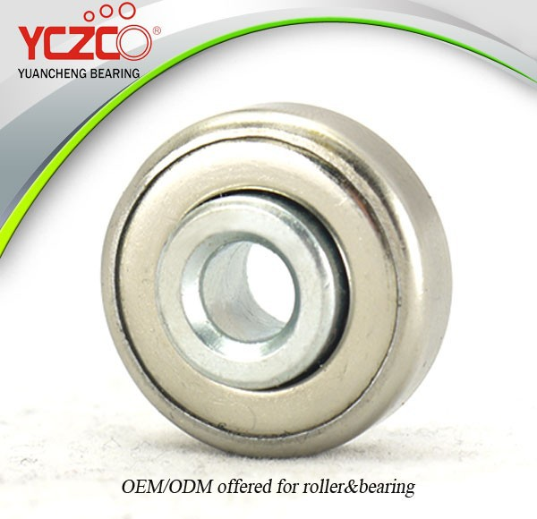 sliding smoothly 608 Pressed Bearing for traveling Trunk box