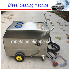 Waterless cleaning machine mobile automatic touchless car wash machine price