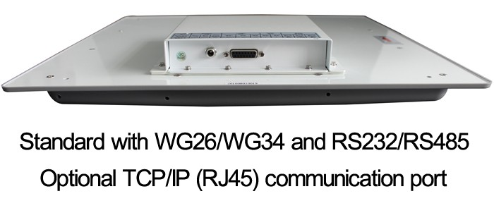 RS232 Wiegand Interface RFID UHF Long Range reader Writer smart parking system