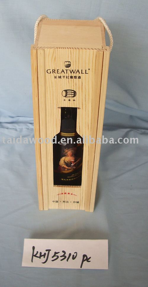 High End Luxury Sweet White Wine Box