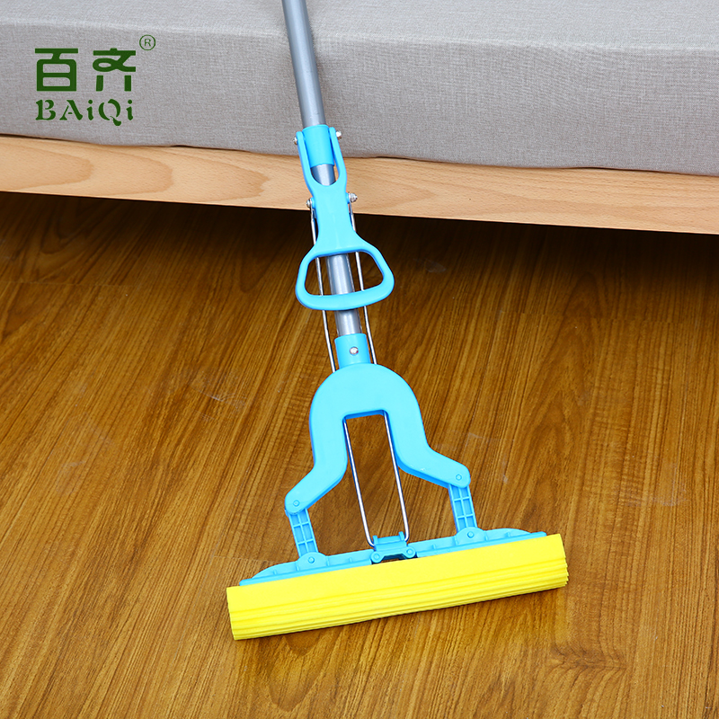 home cleaning chamois mop set mop squeezer