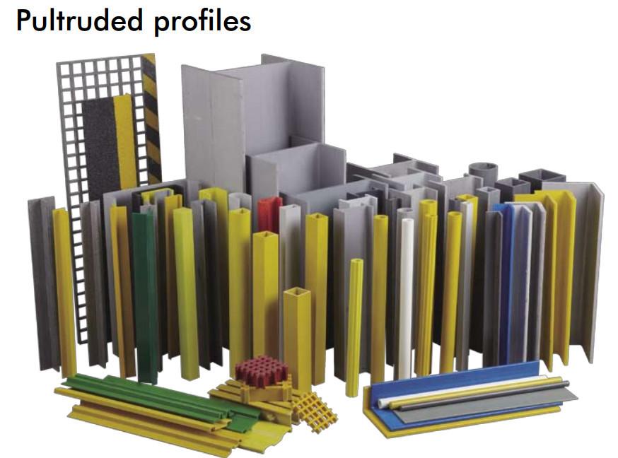 Fiberglass Wide Flange Beams : Fiberglass products frp pultruded profile y beam t