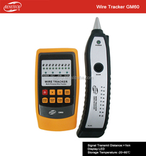 GM60 Network cable tester and wire tracker