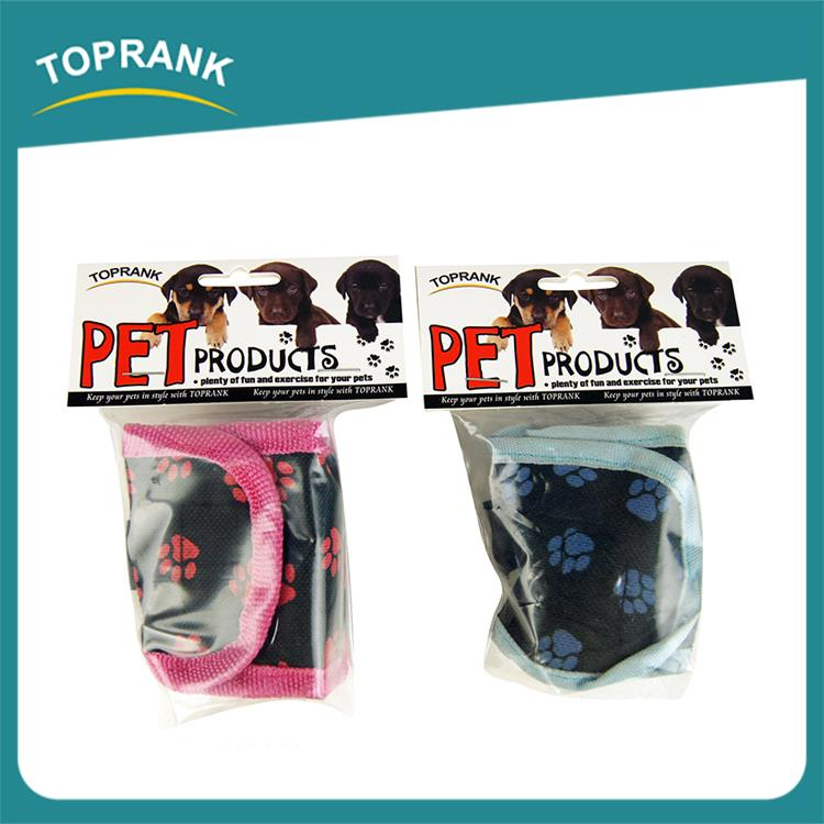 Toprank Free Samples High Quality Biodegradable Pet Groom Dog Home Groom Pet Products