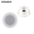 """5"""" Ceiling Wall Mount PA system Speakers For Pool Patio Indoor Radio"""