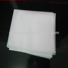 Plastic packing film in pieces/rolls