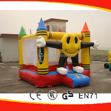 Inflatable bouncy castles/ kids play ground /Christmas jumper inflatable