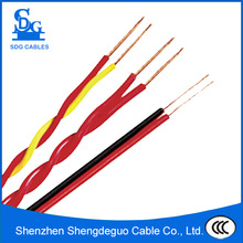 twisted pvc insulated low voltage home appliance 2.5 sq mm cable