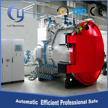 Trade assurance automatic vulcanizing epdm rubber line
