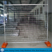 3.5mm wire diameter easy to install vinyl cheap fencing panels