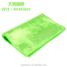 good sale wear-resisting wood fiber cotton cleaning cloth